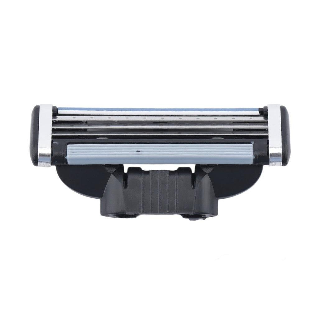 Universal Men'S Razor Shaving 3-Layer Head For Gillette Mach 3 Razors Standard Male Shaving Razor Head