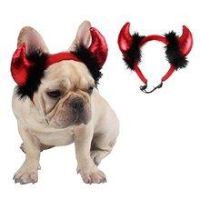 Хэллоуин животное рогатый вампир дьявольская повязка на голову