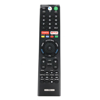 original rmf tx200u for sony voice remote control 4k hdr ultra hd android tv with google play rmf tx200b xbr 55x55ds remoto RMF-TX300U RMF-TX600E New replace For Sony Smart TV LED 4K ULTRA Voice Remote Control KD-75XE9405 KD-65A1 KD-77A1 KD-43XE8004
