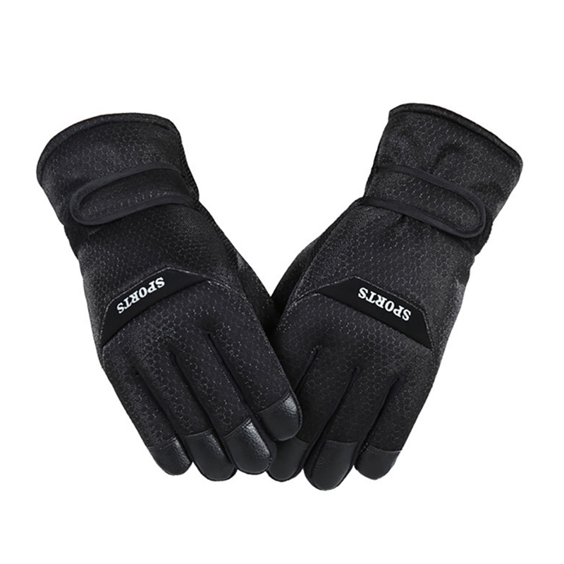 Ski Gloves Waterproof Winter Warm Gloves Cold Snowboard Gloves Touch Screen For Outdoor Sport Men Women