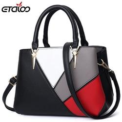 Bolsa feminina de couro feminino bolsa de ombro bolsas de luxo bolsas femininas designer bolsa feminina sobre o ombro sac a principal ms tote