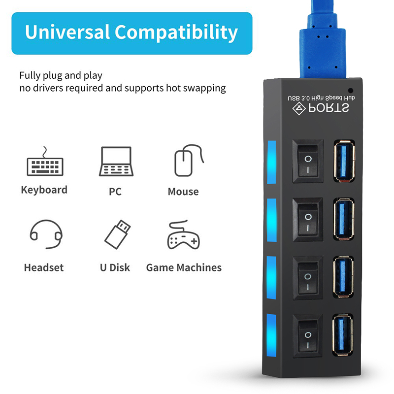 USB-3-0-HUB-2-0-HUB-Multi-USB-Splitter-4-7-Port-Expander-Multiple-USB