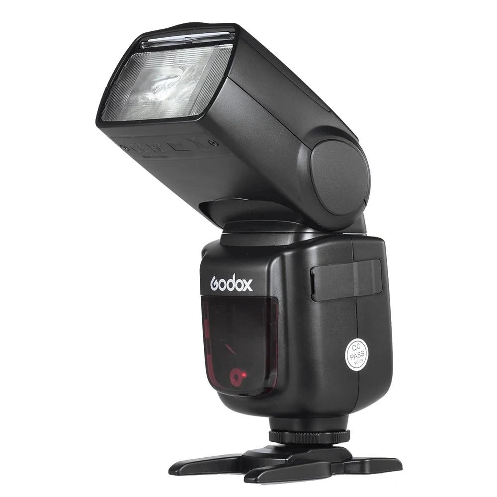 Godox V850II GN60 Выкл камера 1/8000s HSS Вспышка Speedlite 2,4G Беспроводная X СИСТЕМА литий-ионная батарея для Canon Nikon DSLR камера s
