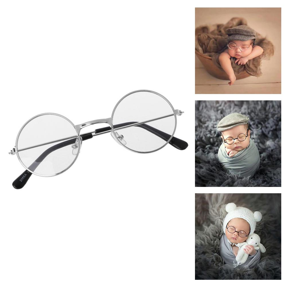 Photography Props Accessories Glasses Picture Shooting Small Newborn Popular Cute Unisex