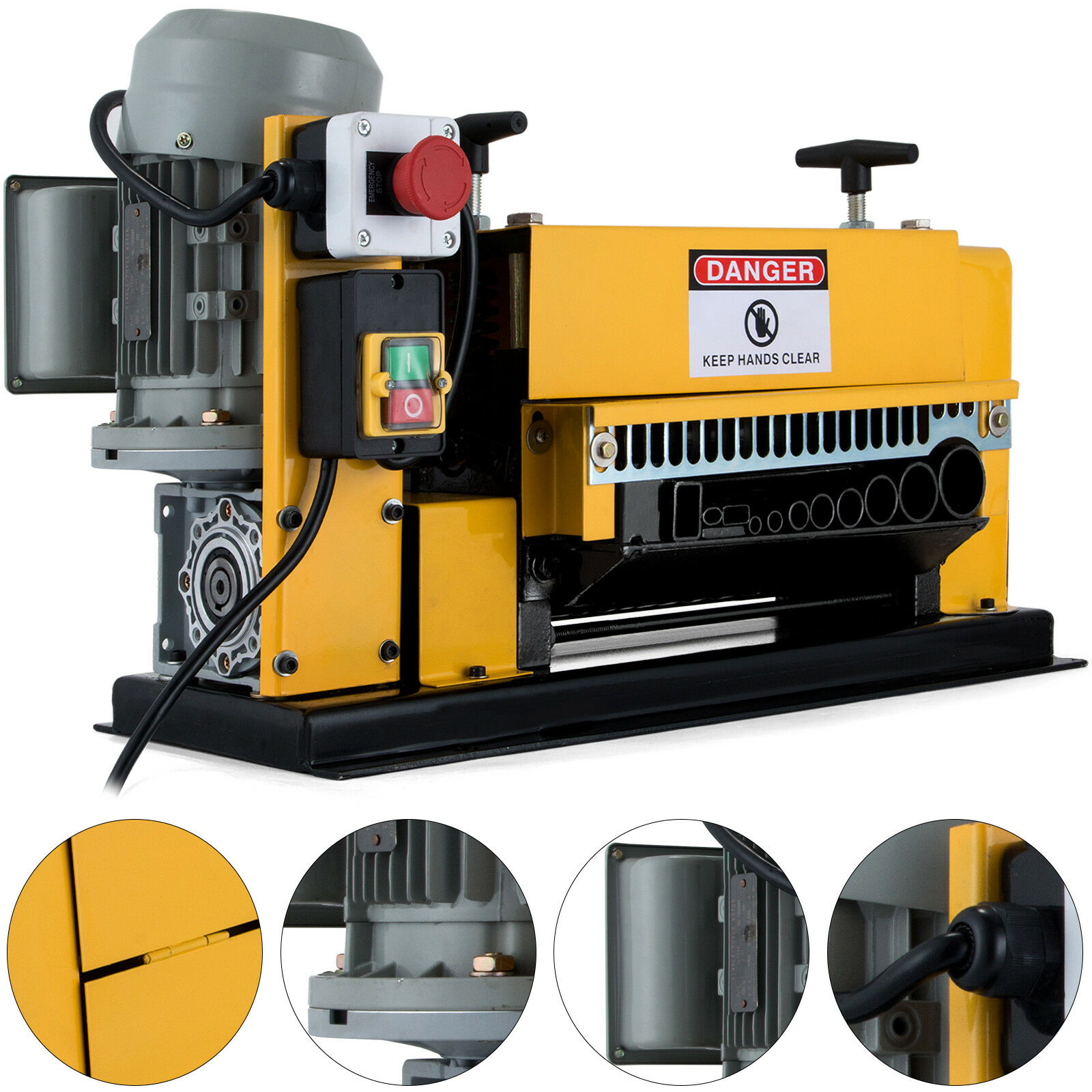 Wire Stripper Cable Stripping Machine Recycling Copper Cable Stripper