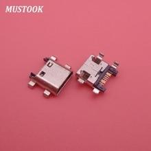 100 sztuk/partia nowa ładowarka Micro USB Port ładowania złącze gniazdo dla Samsung J5 Prime On5 G5700 J7 Prime On7 G6100 G530 G532