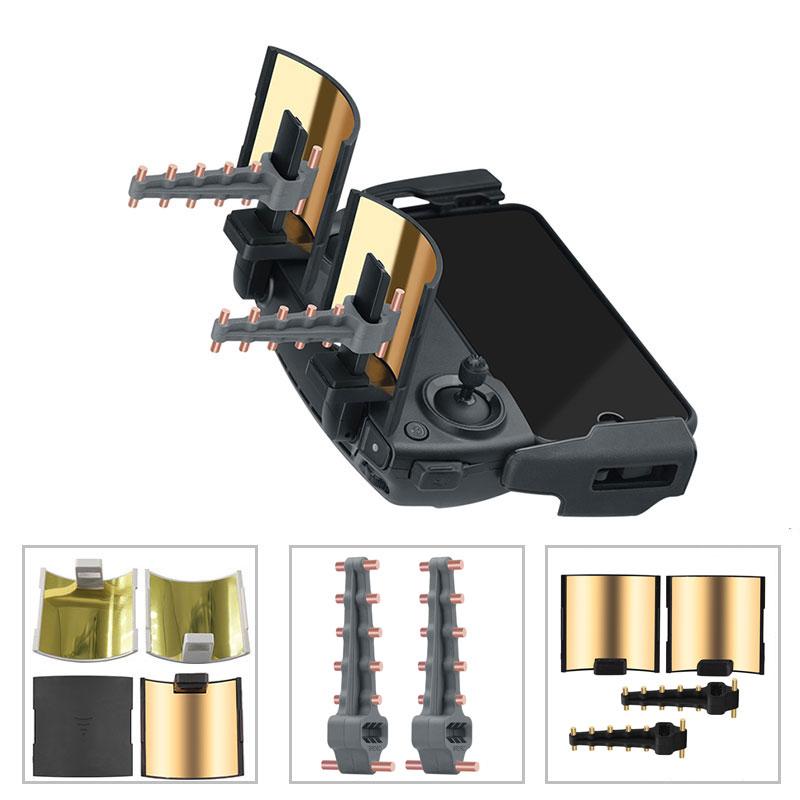Усилитель сигнала антенны Yagi для DJI Mavic Mini 2 Pro Zoom Spark Air FIMI X8 SE 2020 пульт дистанционного управления аксессуар для дрона