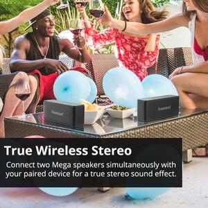 Image 5 - Tronsmart Mega TWS Bluetooth 5.0 Speaker 40W Outdoor Draagbare Speaker Draadloze Kolom 3D Digital Sound Touch Control Soundbar