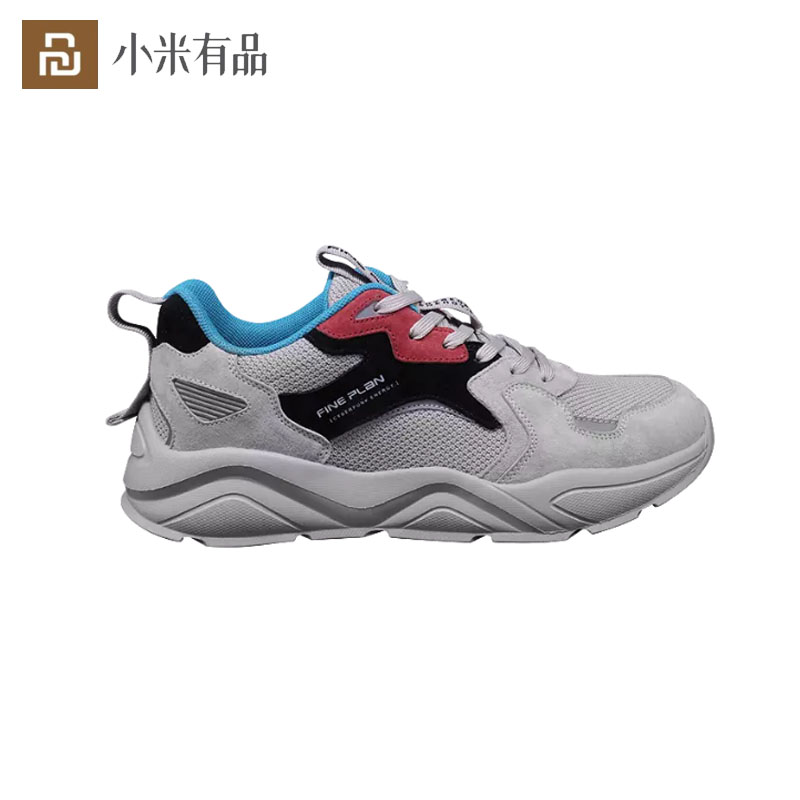 Xiaomi Mijia FINE PLAN LJM004 Fashion Retro Shoes Reflective Men Women Sneakers Non slip Wear Resistant Sports Running Shoes|Smart Remote Control| - AliExpress