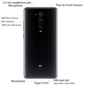 Image 3 - ROM globale Xiaomi Redmi K20 Pro 8 go RAM 256 go ROM téléphone portable Snapdragon 855 Octa Core 6.39 AMOLED écran 48MP caméra 4000mAh