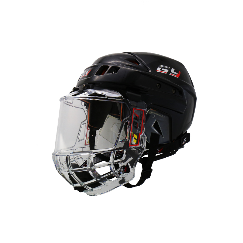 New Design Ice Hockey Helmet with Anti-fog