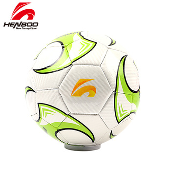 HENBOO Multicolor Soccer Ball Official Size 4 Size 5 Soccer Goal League Ball Outdoor Sports Soccer Training Balls Football Black chicco goal league