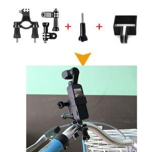 Image 4 - 20 in 1 방수 쉘 액세서리 세트 dji osmo 포켓 카메라 gimbal 용 부력 스틱 삼각대베이스 스크류