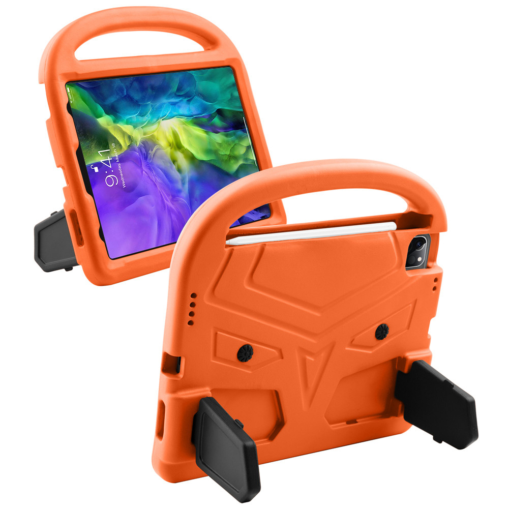 Cover Case Tablet Kids Stand Safe 4 Air Handle for A2324 EVA Case 2020 iPad A2316