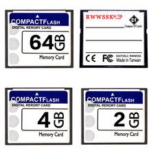 Rvwssk oryginalna karta Compact Flash CF 64MB 128MB 256MB 1GB 2GB 4GB 8GB 16GB 32GB 64GB karta pamięci cf pełna pojemność