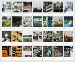 Fast time paper greeting card lomo card(1pack=28pieces)