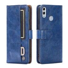 Für Huawei Honor 10 Lite Fall Honor 10 Abdeckung Flip Leder Mit Silikon Telefon Fällen Für Huawei Ehre 10i Fundas karte Slots
