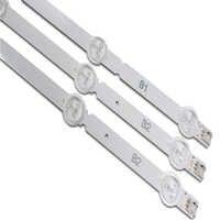 Original for LG backlight KIT 6916L-1438A B1 6916L-1437A B2 32LN5400 32LN577S 1set=3PCS (1PCS=7LED)