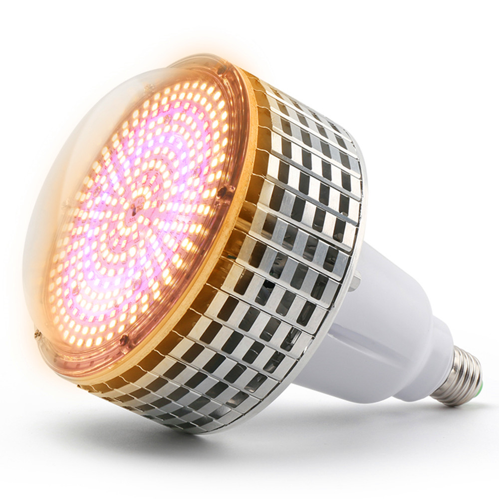 300W 150W 100W E27 Full Spectrum Led Grow Lights For Hydroponics Cultivation Flowers Medical Indoor Plants Grow Tent Lighting