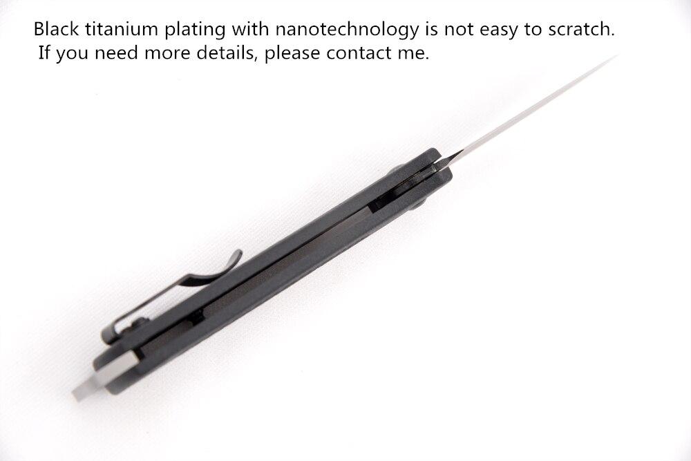 Survival Outdoor EDC Hunt 3V Grivory 537 BAILOUT Fiber Utility Pocket Tactical Blade Knife Tool Handle Mark Camping Folding