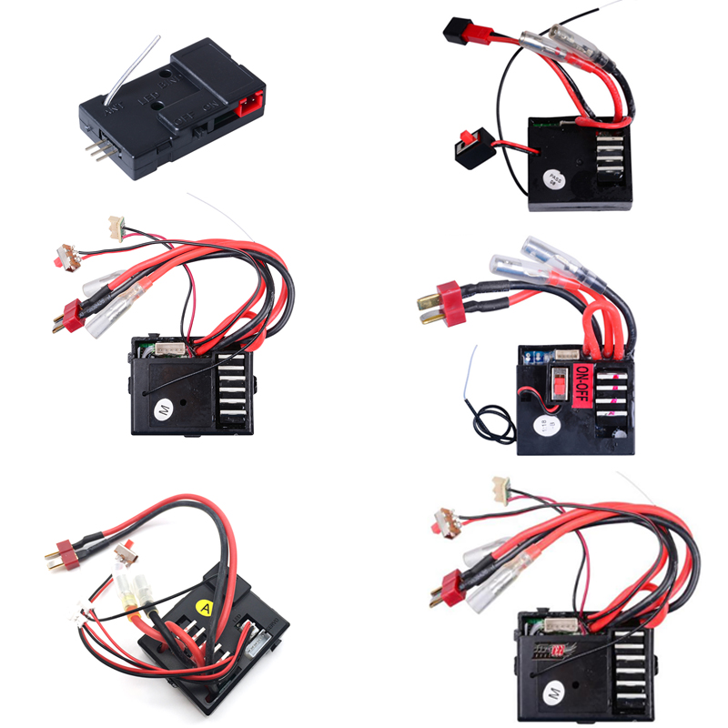 Wltoys RC Car Spare Parts A959-B-25 3in1 Circuit Board Receiver Motherboard A949/A959/12428/12423/12429/K989/12401 Receiver Box