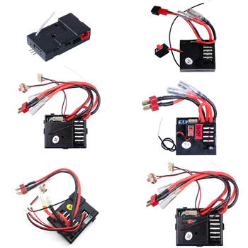 Wltoys RC Car Spare Parts A959-B-25 3in1 Circuit Board Receiver Motherboard A949/A959/12428/12423/12429/K989/12401 Receiver box wltoys a959 rc car spare parts tail holder