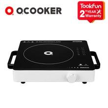 QCOOKER – plaque de four électrique intelligent à Induction, cuiseur à Induction avec contrôle précis, plaque de cuisson de cuisine, casserole chaude, 2020, CR-DT01
