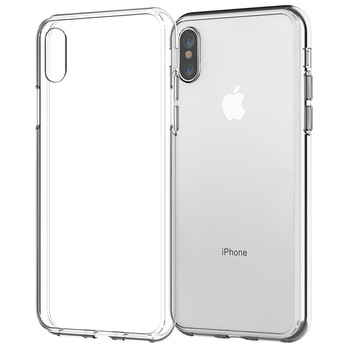 Clear Silicone Soft Case