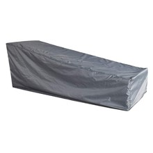 EASY-Sunlounger Cover 208 x 76 x 41 / 79cm Sun Lounger Cover Weatherproof Garden Lounger Cover for Garden Furniture Cover(China)
