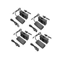 New 4 in 1 Multi function Battery Charger for DJI Mavic 2 Pro Zoom Drone Car Charger Adapter Charging Hub Smart Rapid Charge