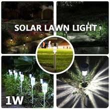 Ландшафтные фонари на солнечной батарее светильник для двора