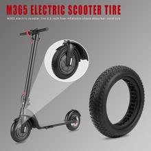 New Electric Scooter Tires Inflation-free Anti-Explosion Solid Rubber Tyre for  Xiaomi Mijia M365