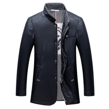 Paragraph Lang Legendary men jacket spring and autumn Business casual polyester slim comfortable