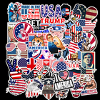 50 PCS America Flag ...