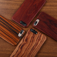 0.8mm real wood Kevlar carbon fiber natural retro phone case for iPhone 6 S 7 8 plus X S R MAX hard business wooden phone shell
