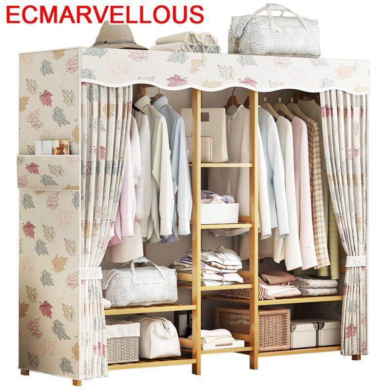 Gabinete Moveis Rangement Armario De Almacenamiento Home Furniture Armoire Chambre Mueble font b Closet b font