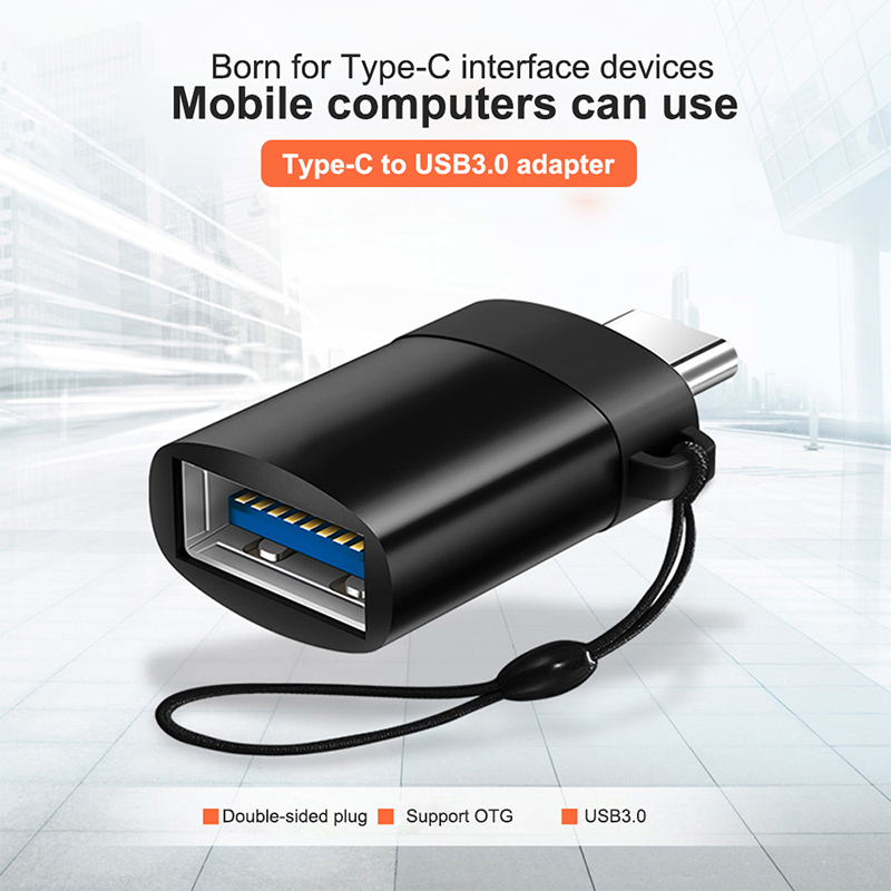 Hot Selling Adapter Micro- Type C Usb-c Usb 3.0 Charge Data Converter For Samsung Galaxy S8 S9 Note 8 Plus Xiaomi Mix 2 3 Usbc