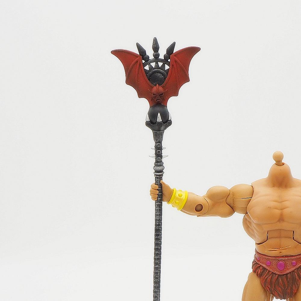 Hordak Staff He Man MOTUC Classics Superhero Action Figures Toys 6inch
