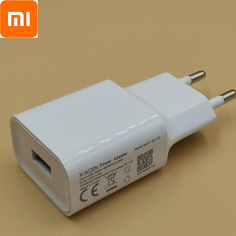 <font><b>Original</b></font> <font><b>XIAOMI</b></font> Charger 5V 2A White Power Adapter Data sync <font><b>Cable</b></font> for <font><b>Redmi</b></font> 4 4A 4X 5 <font><b>3</b></font> 3s <font><b>Note</b></font> <font><b>3</b></font> 4 4X 5 6xiao Mi 4 note7pro image