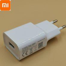 Оригинальный адаптер питания Xiaomi Micro USB для телефонов Android, 10 Вт