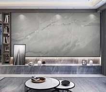 Пользовательские Современные Каменные обои для стен 3 d гостиная