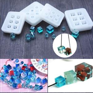 Jewelry Sphere Square Diamond