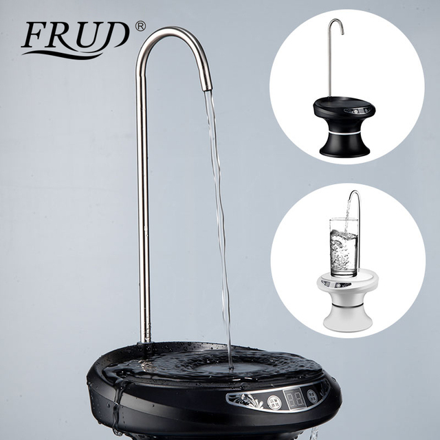 USB Charge Electric Water Dispenser Portable Drinking Dispenser Smart Wireless Water Pump Water Treatment Appliances 1