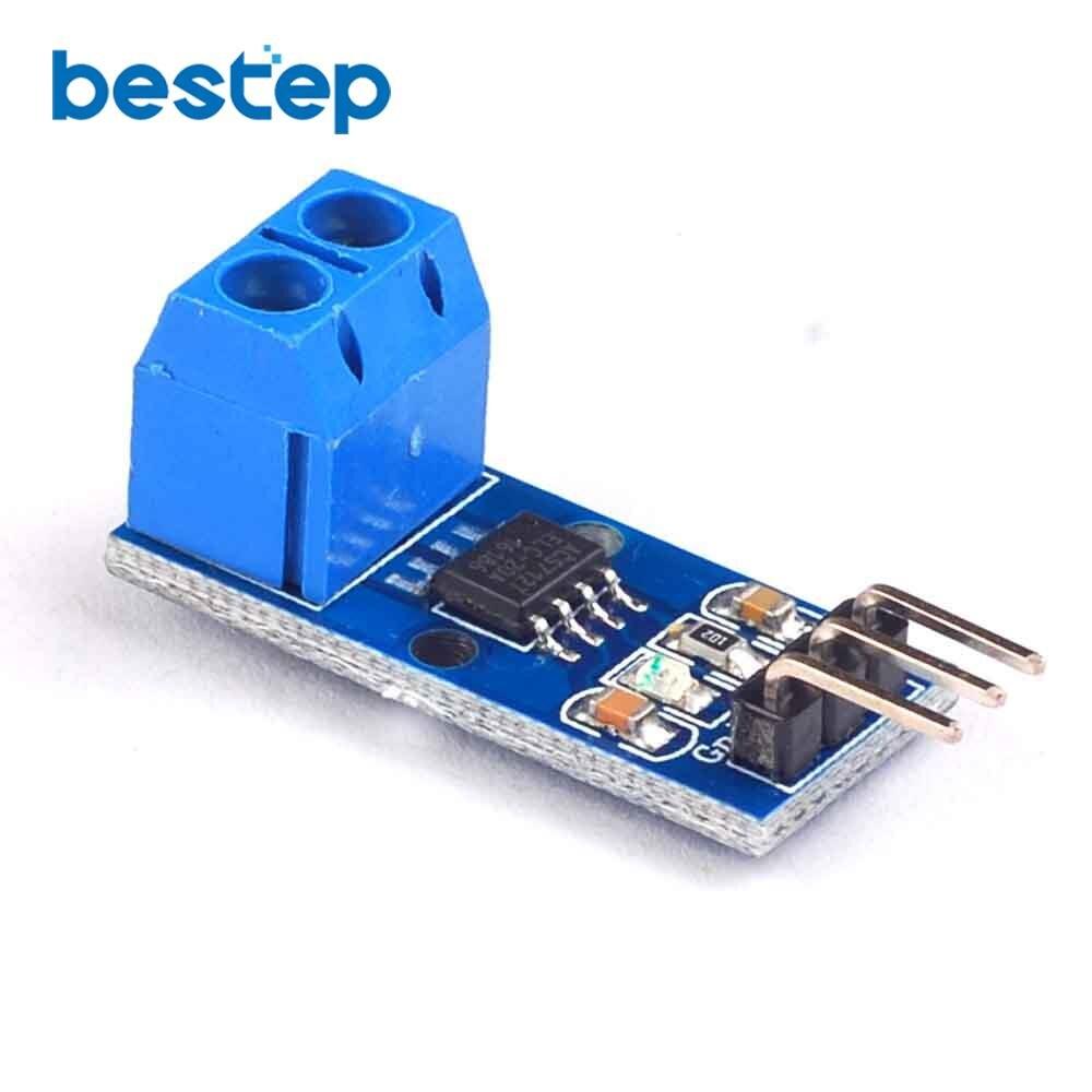 5 stücke ACS712 20A Palette Halle Aktuelle Sensor Modul ACS712 Modul für Arduino 20A