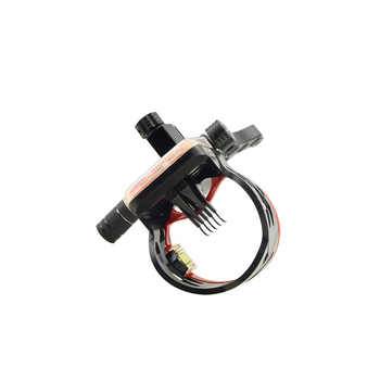 1PC AXT4 Adjustment 5 pins Archery Compound Bow Sights Laser LED Light Illuminated Optical Fiber Micro Optic Sight Hunting