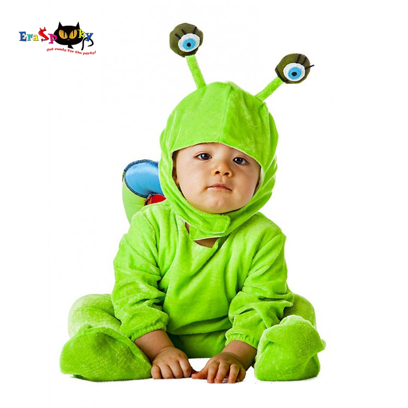 Eraspooky Purim Infant Animal Cosplay Rainbow Snail Shell Costume Baby Toddler Halloween Costume For Kids New Year Outfit