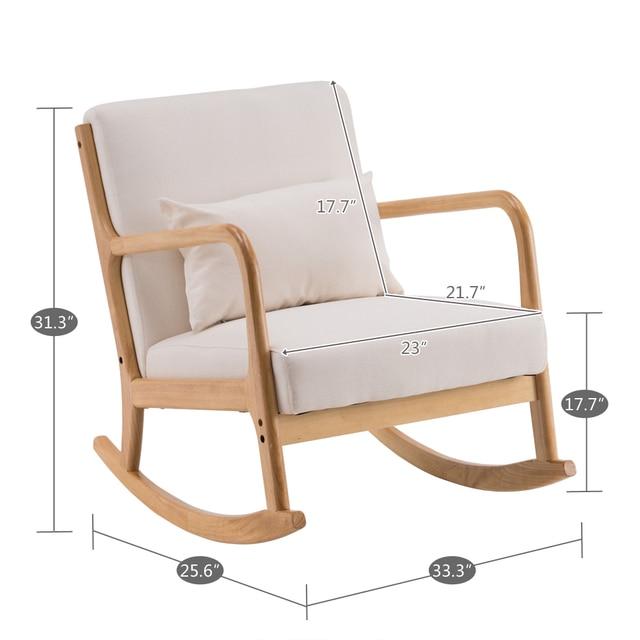 Rocking Chair Recliner  6
