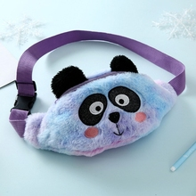 Crossbody-Purse-Bag Girls Belt-Bags Fanny-Pack Plush Cute for Daughter Gifts Animal Great