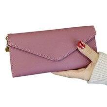 2020 Tassel Wallet Women Long Wallet PU