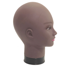 Top Quality Mannequin Head Hat Display Wig Training Model Afro Female Professional In Mannequins With Tpins And Clamp
